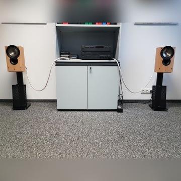 Zestaw Stereo NAD C-542 + NAD C320 BEE + KEF iQ3
