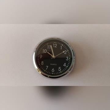 Zegarek Deska Rozdzielcza Auto Kokpit Czarny