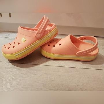 Crocsy rozmiar 33-34