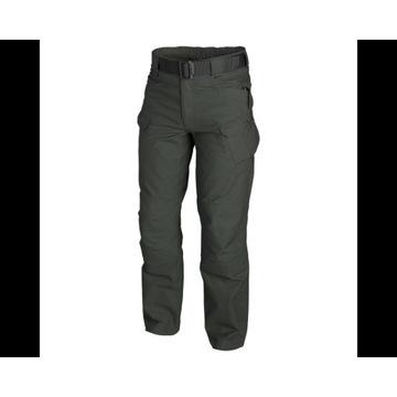 Spodnie taktyczne helikon utp jungle green 32/32