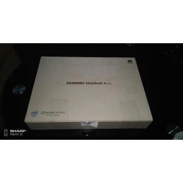 "Huawei MateBook X Pro 13,9"" Intel i7-8550U FVAT"