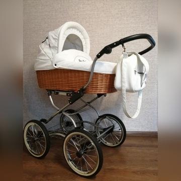 Wózek głęboki Retro Gondola Baby Fashion Scarlett