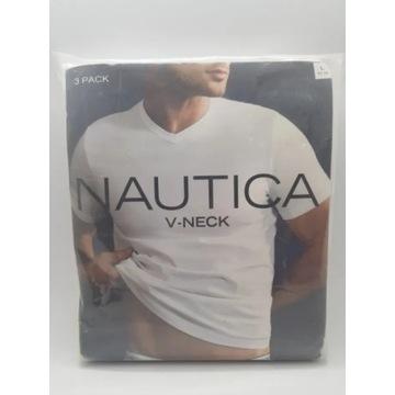 1167 NAUTICA podkoszulka koszulka męska L