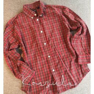 GAP świetna koszula w kratę Super ___ 140