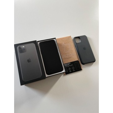 Apple iPhone 11 Pro 64 GB kolor gwiezdna szarość.