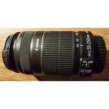 obiektyw Canon EF-S 55-250mm f/4-5.6 IS II