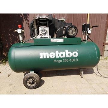Sprężarka Metabo 150l