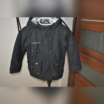 Płaszcz NEXT 110 wełna super wygodny