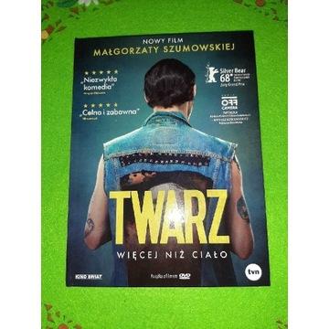 Film DVD Twarz