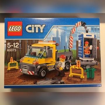 LEGO 60073 City - Wóz techniczny