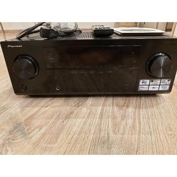 Amplituner Pioneer VSX-422-K/-S hdmi kino domowe