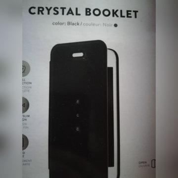 Etui do iPhone 5/5S/SE  Crystal BokleT