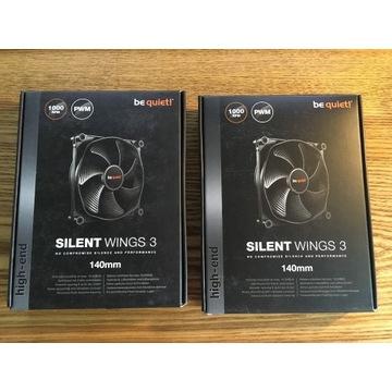 Wentylatory be quiet! SilentWings 3 140mm PWM