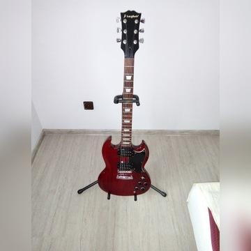 Gitara Westfield SG z UK ( nie Epiphone nie Gibson