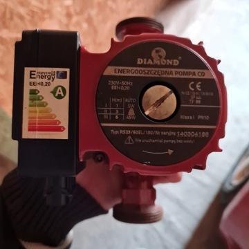 Pompa DIAMOND elektroniczna RS 25/60 180