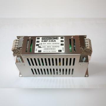 Filtr Przeciwzakłóceniowy KMF336A