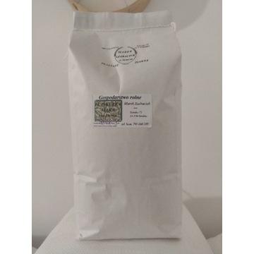 Mąka z płaskurki typ 650 opakowanie 2 kg
