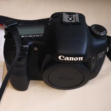 Canon EOS 7D Body, niski przebieg, 32GB