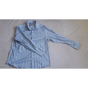 Koszula elegancka Next Rozmiar XL ( 44 ) Granat