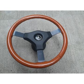 Drewno kierownica Momo cavallino Mercedes w124