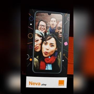 Smartfon Orange Neva Play Blade V10 Vita Niebieski