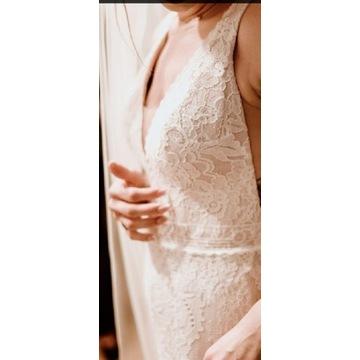 Suknia ślubna Monica Loretti 34