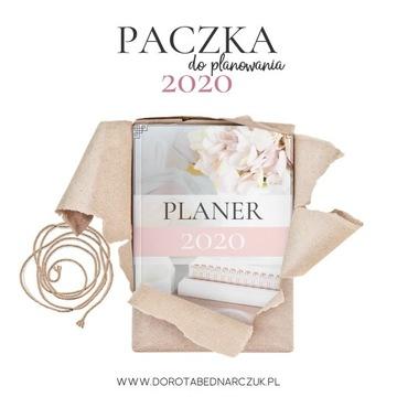 Planer 2020 do samodzielnego wydruku