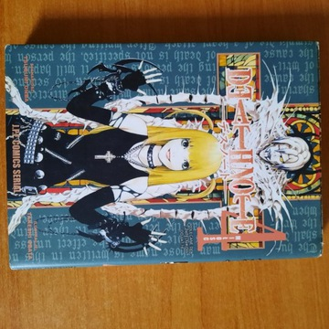 Manga Death Note tom 4