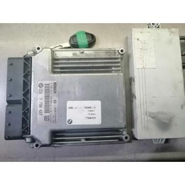 Sterownik komputer BMW E60/E61 2.5D , 3.0D