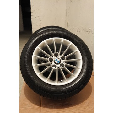 """BMW koła letnie - felgi STYLING 16"""" 5x120"""