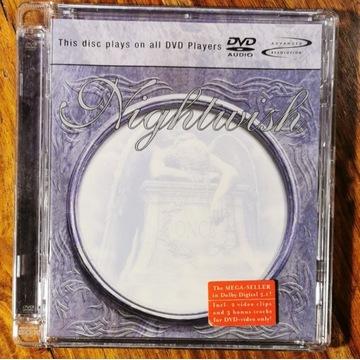 NIGHTWISH - Once - DVD-A 5.1. stan BDB