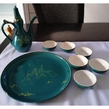 Sake, Chińska porcelana-oryginał