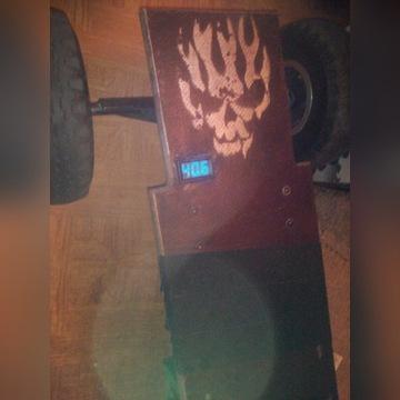"""Deskorolka Elektryczna 800W Opony 7 Warstw 36V 10"""""""