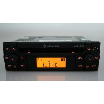 Radio ALPINE MF 2910 CD Mercedes. BDB STAN.