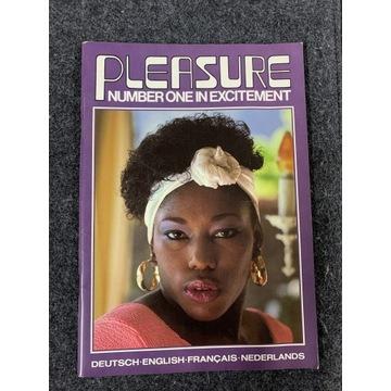 Pleasure nr.74 1987r.  Vintage jak Color Climax