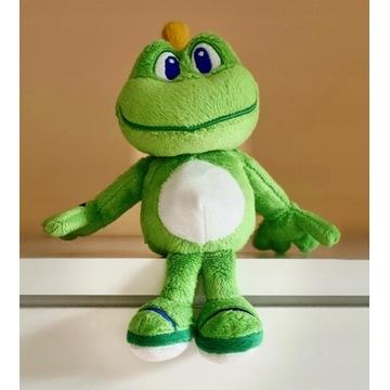 maskotka Geocaching żaba SIGNAL FROG mini standard