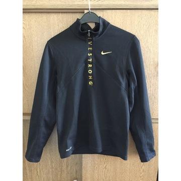 Bluza Nike Livestrong dri-fit r. S unikatowa