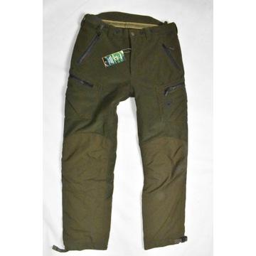 Spodnie 3 warstwy myśliwy BILTEMA r. XL 54 nowe