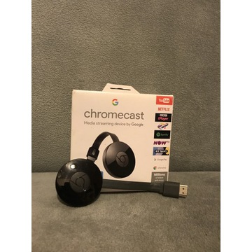 Google Chromecast 2 smart tv