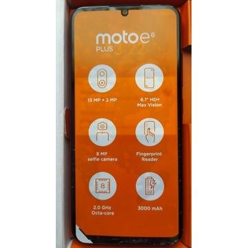 Motorola moto E6 Plus 4/64GB uszkodzona