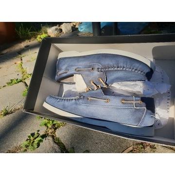 buty żeglarskie Vistula, Nowe, rozmiar 40