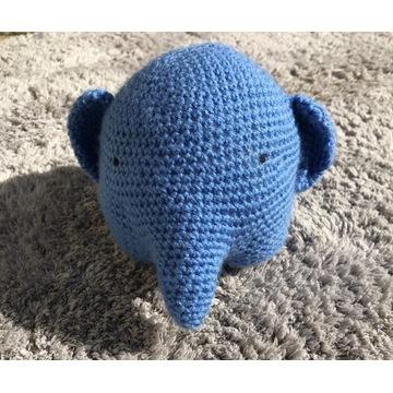 Słoń pluszak