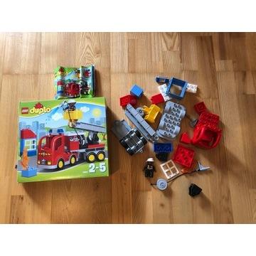 Lego Duplo 10592 - wóz strażacki