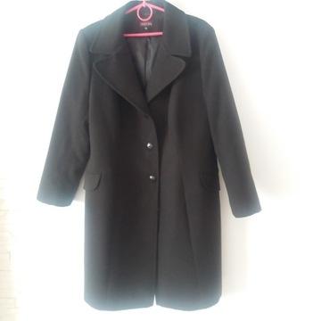 Płaszcz damski zimowy wełna+kaszmir