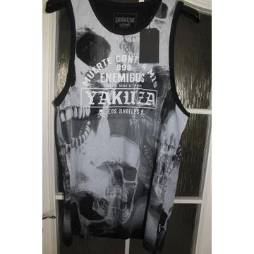 Tank Top Czaszka Yakuza