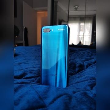Honor 10, 64GB, phantom blue, stan idealny!