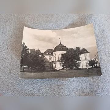 Warszawa Pałac Radziwiłłów przy Trasie W-Z