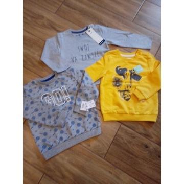Bluzy NOWE Reserved, 5.10.15, Pepco