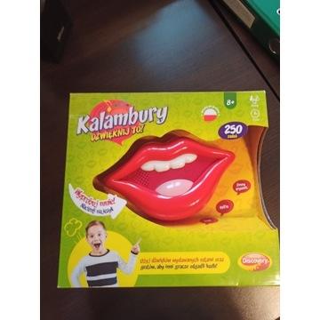 Kalambury dźwięknij to! Nowe