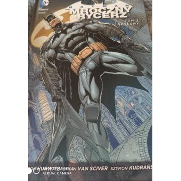 Batman Mroczny Rycerz tom 3 Szalony